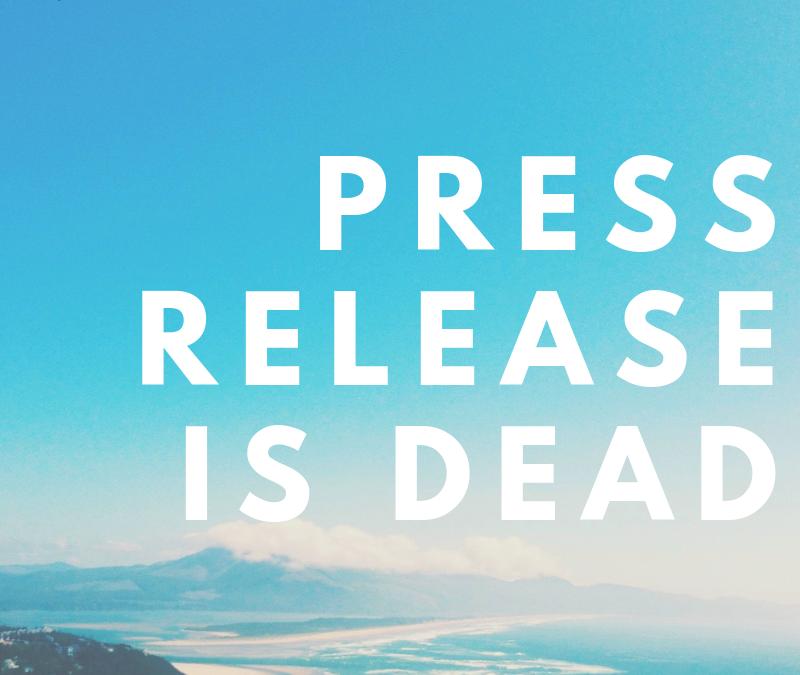 Press release is dead, czyli PESO w świecie social media